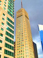 Foshay Tower HDR by RaySark