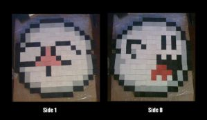 """The Many""""2"""" Sides of Boo by RookT"""