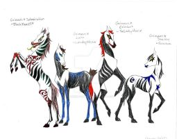 Grievous Foals 2 by OfDarkestFantasies
