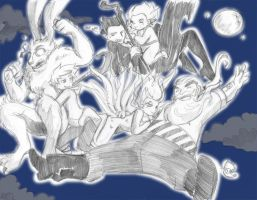 ROTG - The Fall by DarkMirime