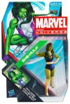 She Hulk Action Figure by sintruder