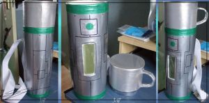 Cosplay Prop: DP: Thermos by LiChiba