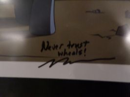 His Signature by Juu50x