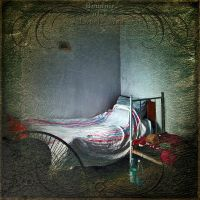 Boudoir of a Lonely Man by inObrAS