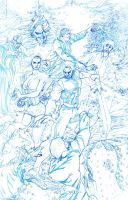 Temporal Cover Pencils by ejimenez