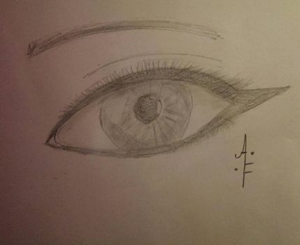 Eye Practice! by AprylFools