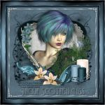 Blue Dreams - Jackie Scottish Lass by Jackie-Scottish-Lass