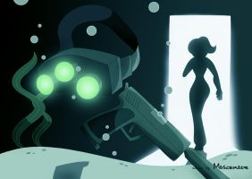 Kim Possible Conviction - Is this the end? by ICOM-raziel1982