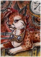 ACEO_Kirsch by Kyuubreon