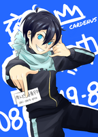 DELIVERY GOD YATO AT YOUR SERVICE ~ by cardenus
