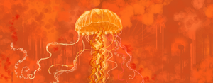 Jellyfish 01 by pixelfish