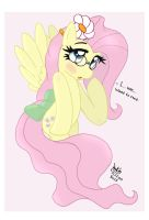 MLP FIM - Sweet Fluttershy Glasses by Joakaha