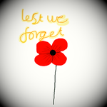 Happy ANZAC day. by Daphneysilly