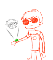 Davekat Update gif by ElectraGrimm