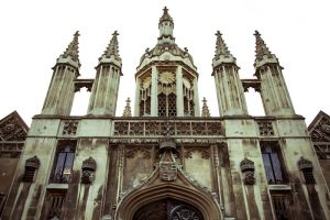 King's College, Cambridge University by november-storm