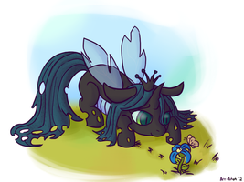 Chrysalis by RustyDooks