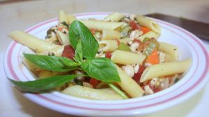 Simple and Healthy Penne Dish by IronChefSehanine