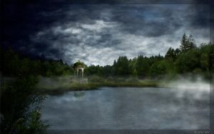 Blackwater Lake by paddlepunk