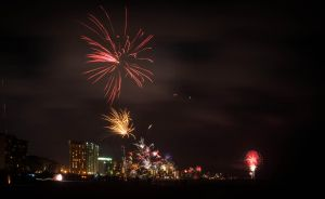 4th of July Grand Strand Myrtle Beach by MontgomeryKern
