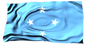 Flags of the World: Federated States of Micronesia by MrAngryDog
