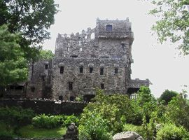 Hadlyme, CT - Gillette Castle by Ovid2345