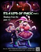 Its a kind of magic part 2 FIRST PART by lu-raziel