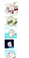Compilation of Weird Pearl faces from Say Uncle by Eloylie