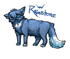 Rainpaw by xxSkyfrost