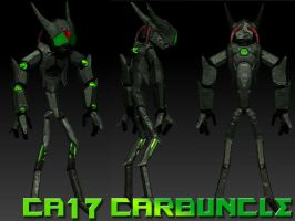 CA17 carbuncle by MechanicalSynergy