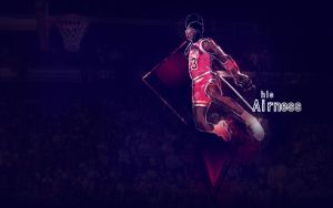 His Airness by Momez