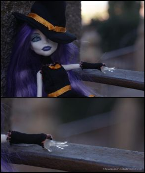 Everyday is Halloween II by MySweetQueen-Dolls