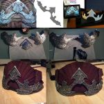 Assassin's Creed Turkish Belt Progress by Jay-Michael-Lee