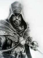 Ezio Auditore-AC:Revelations by laurenrox5