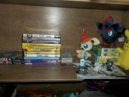 My Updated Pokemon Collection by Anime210freak