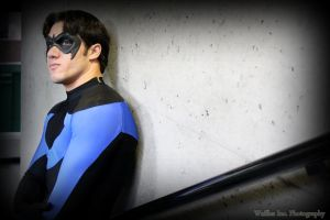 Nightwing - Fearless by seethroughcrew