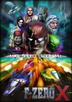 F-Zero X Commission updated by jimficker