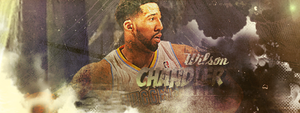 Wilson Chandler by Gein12