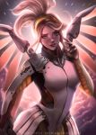 Mercy - Overwatch by joacoful