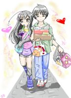 APH: We Just Went Shopping by blacktenshi22