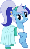 Minuette as Thumbelina by CloudyGlow