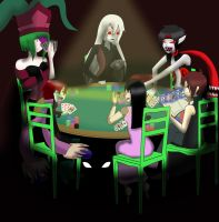 Poker game by nothinimportant