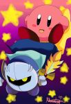 Kirby und Meta Knight by Envy-the-parasite
