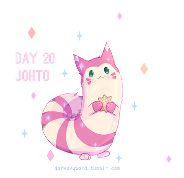 Day 20: Furret by BaekSkyward