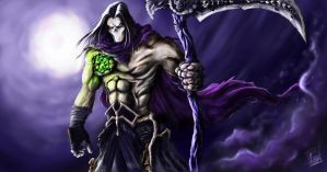 darksiders 2 Death by thegameworld