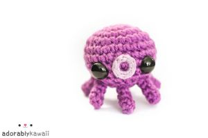 Purple Octo by adorablykawaii