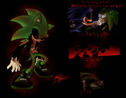 Scourge.EXE by 5courgesbestbuddy