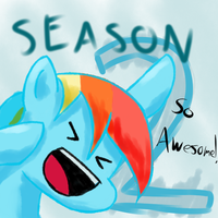 Season 2 So Awesome by Acesential