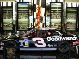 'Intimidator' Dale Earnhardt 3 by Partywave