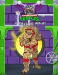 RAPH as THE MUMMY by ShinMusashi44