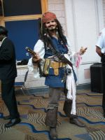 Metro'11- Cpt. Jack Sparrow by Fruits-Punch-Samurai